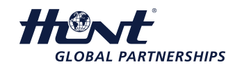 Hunt Global Partnerships logo
